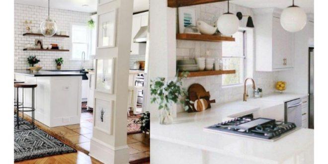 Υπέροχες ανοιχτές κουζίνες